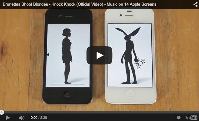 Una historia de amor contada con 14 dispositivos de Apple