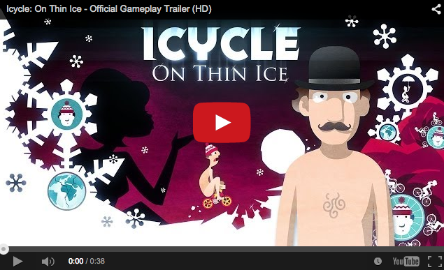 Icycle: On Thin Ice, aplicación de la semana de Apple