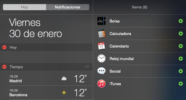 Apple lanza iTunes 12.1 con un nuevo widget para el centro de notificaciones