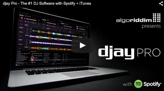 Algoriddim lanza djay Pro para Mac