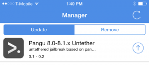 Pangu actualiza su jailbreak para solucionar problemas