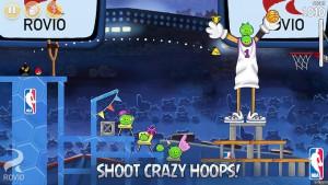 Angry Birds Seasons se ha actualizado con 15 nuevos niveles
