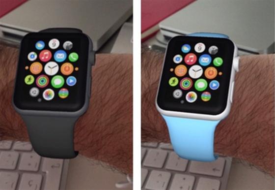 Si quieres comprar un Apple Watch puedes probarlo con realidad aumentada