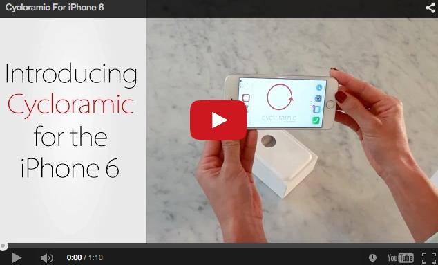 Cycloramic para iPhone 6 gratis por tiempo muy limitado