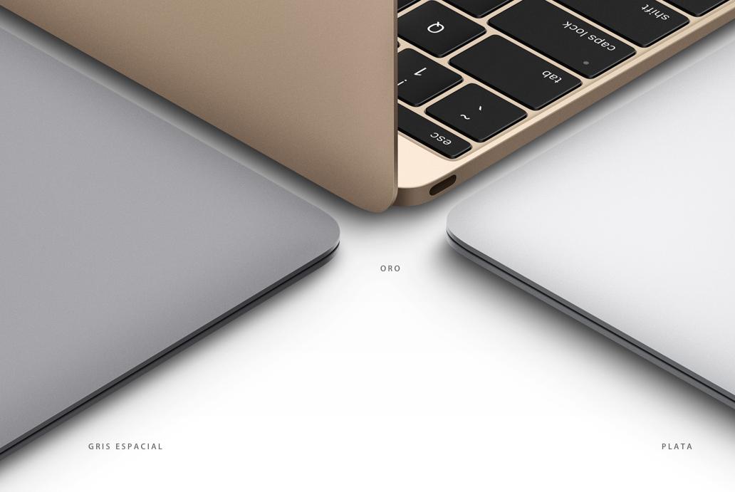 Nuevo MacBook 2015