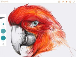 Nuevo Adobe Illustrator Draw disponible para iPad