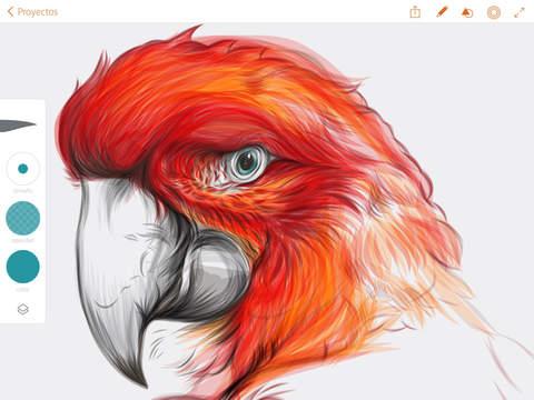 Nuevo Adobe Illustrator Draw disponible para iPad