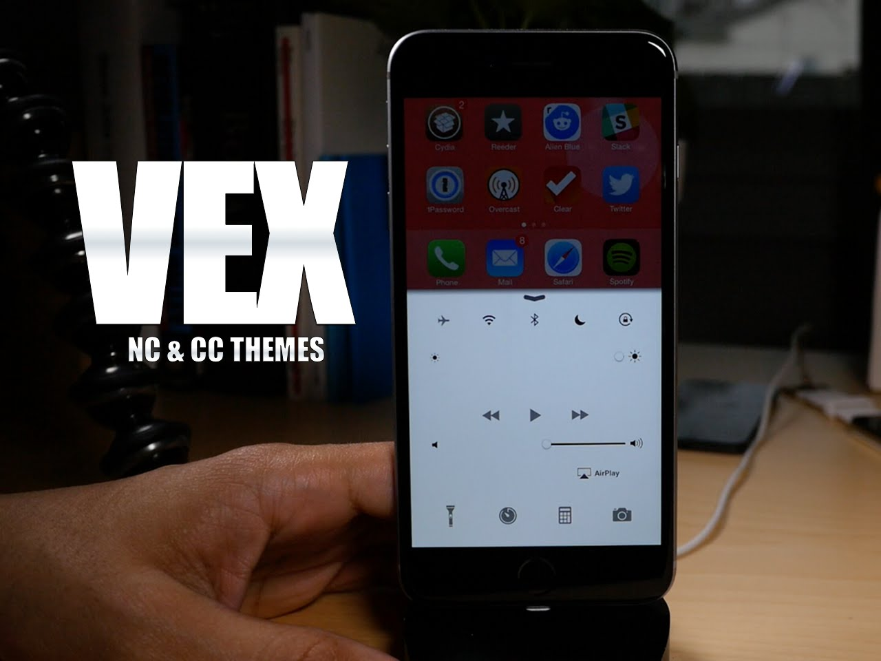 Cydia Tweak: Vex