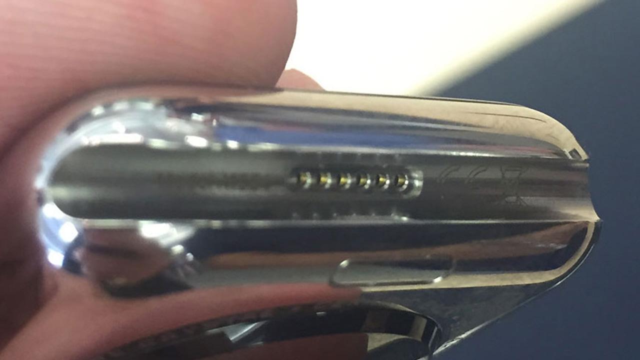 El Apple Watch cuenta con un puerto de diagnóstico oculto