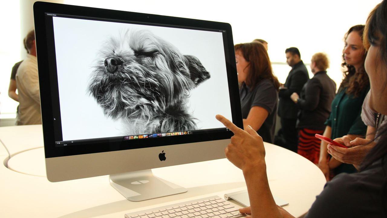 El iMac de 21.5 pulgadas  y con 4K  a punto de salir