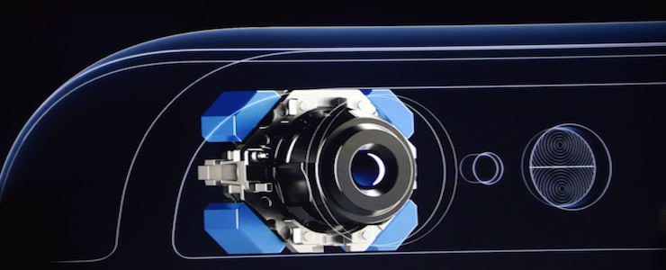 Sony podría montar la cámara del nuevo iPhone