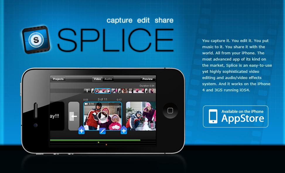 Nueva versión de Splice, con grandes mejoras
