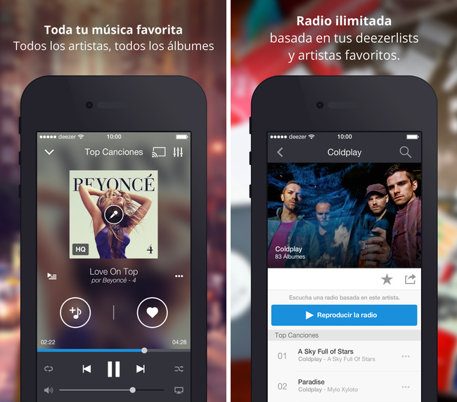 Deezer lanza el servicio de Podcasts