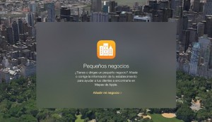Apple Maps Connect, ya disponible para España