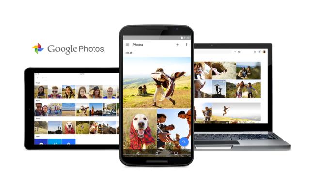 Google Photos, almacenamiento ilimitado y gratuito.