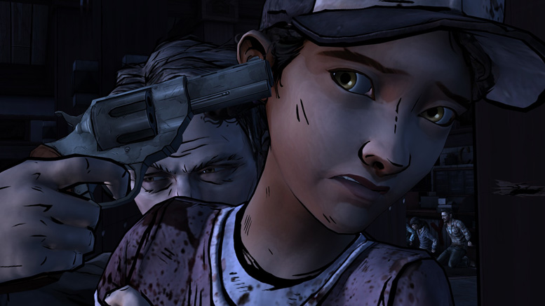 El primer episodio de The Walking Dead, segunda temporada, gratis en la AppStore