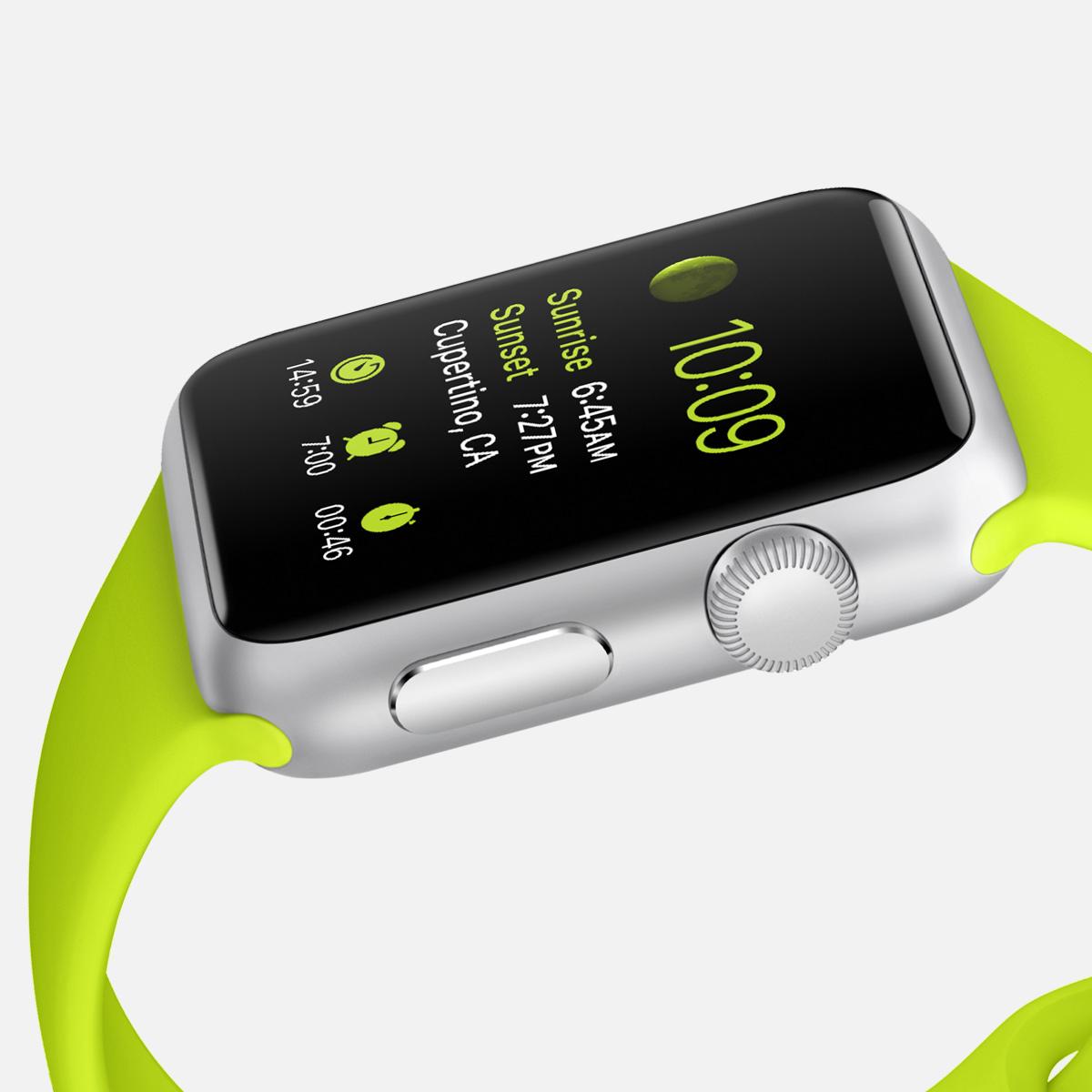Apple Watch y tatuajes. Cuidado con las mezclas.