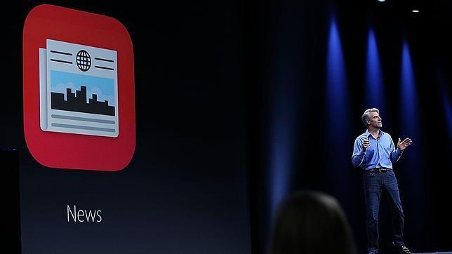 Periodistas, Apple os busca para su app News