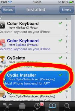 cydia installer ios 8.3