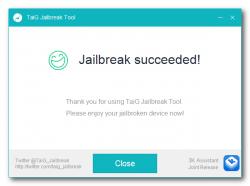 Nueva versión TaiG 2.1.2 para corregir errores