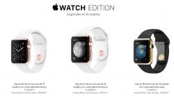 Prohibida la venta del Apple Watch Edition en España por incumplir la ley
