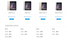 El iPad mini original deja de estar a la venta