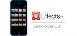 Cydia Tweak: Effects+