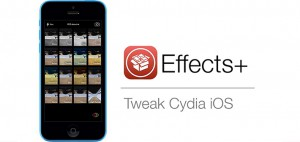 Cydia Tweak: Effects+