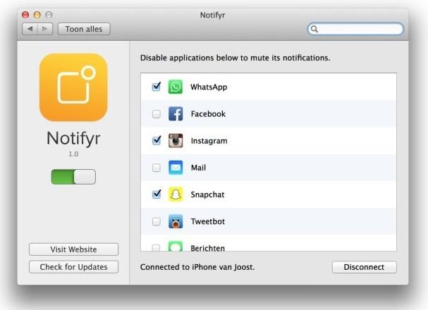 notifyr