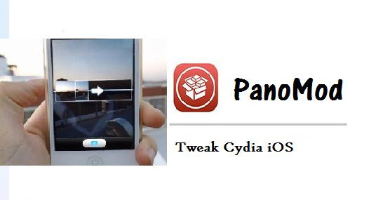 Cydia Tweak: PanoMod habilita la captura panorámica en dispositivos no admitidos
