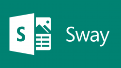 Sway ya disponible para iPad