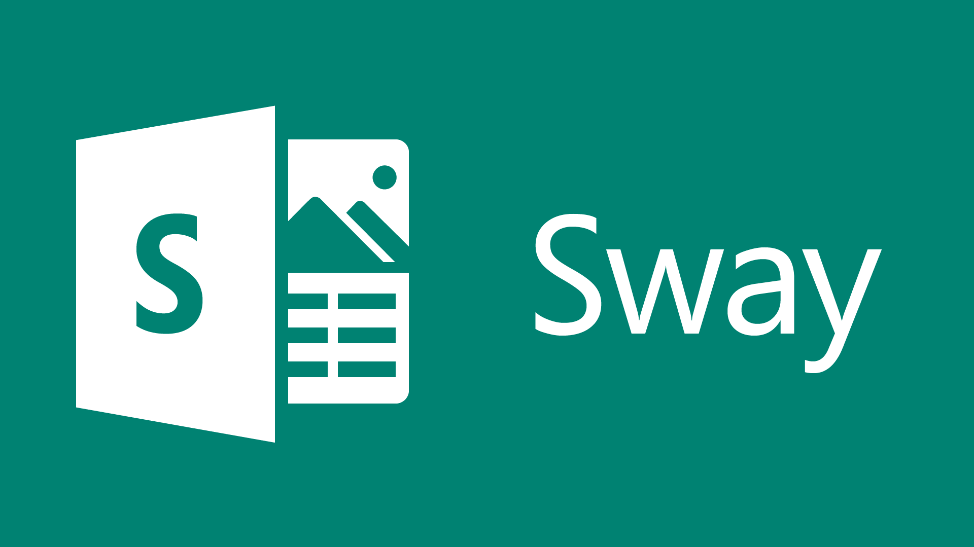 Sway ya disponible para iPad