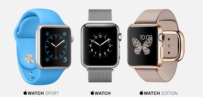 El Apple Watch a la venta en España el 26 de junio
