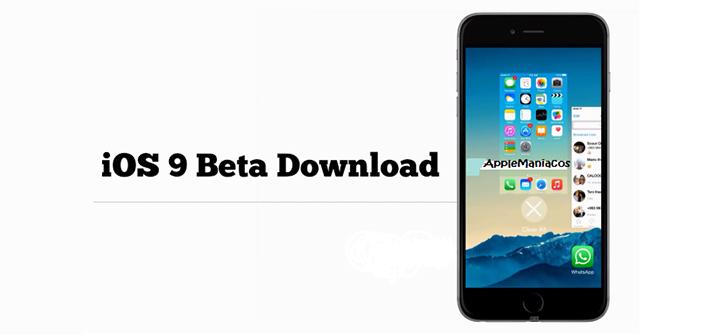 Cómo actualizar a iOS 9 Beta 3 sin tener cuenta de desarrollador