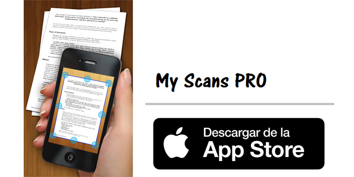 App Store: My Scans PRO