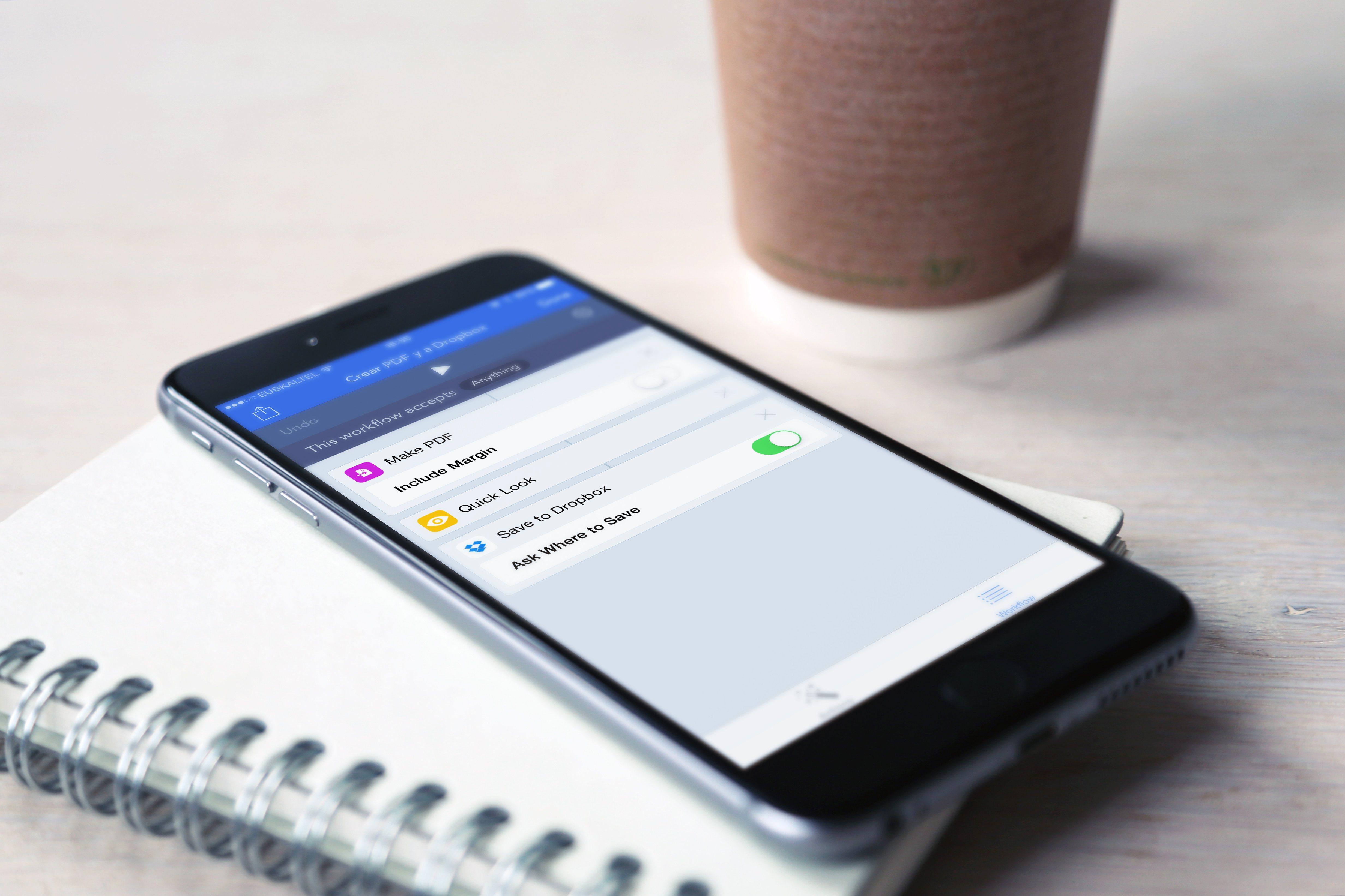 Workflow la app que mejorará tu rendimiento