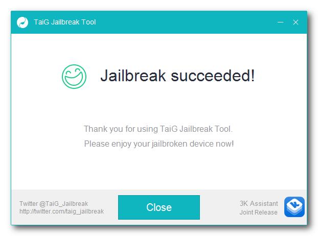 Nueva versión TaiG 2.4.2 para resolver problemas