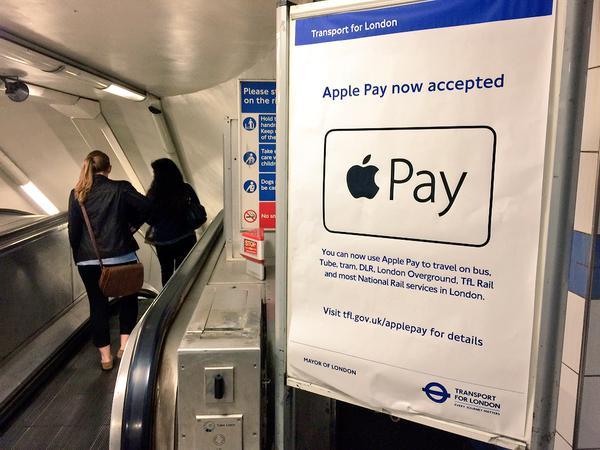 Apple Pay plantea problemas en el Tube londinense