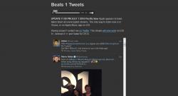 Webs no oficiales transmiten Beats 1 para tu dispositivo Android