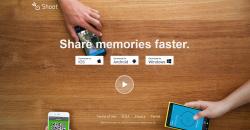 Shoot, la app para intercambio de archivos dispositivo a dispositivo