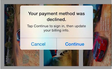 El corralito griego afecta a la AppStore