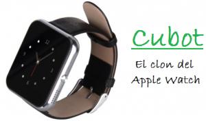 El Apple Watch ya tiene su clon chino y cuesta 65€