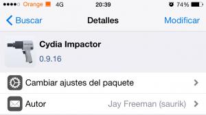 Cómo hacer unjailbreak en tu iPhone, iPad o iPod Touch con Cydia Impactor
