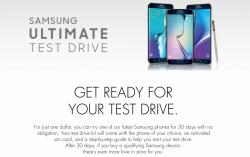 Ultimate test Drive es la última tentación de Samsung