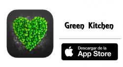 Apple Store: Green Kitchen (Gratis desde la App Apple Store)