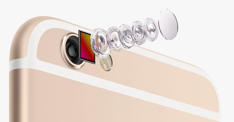 Programa de reemplazo de la cámara iSight para iPhone 6 Plus