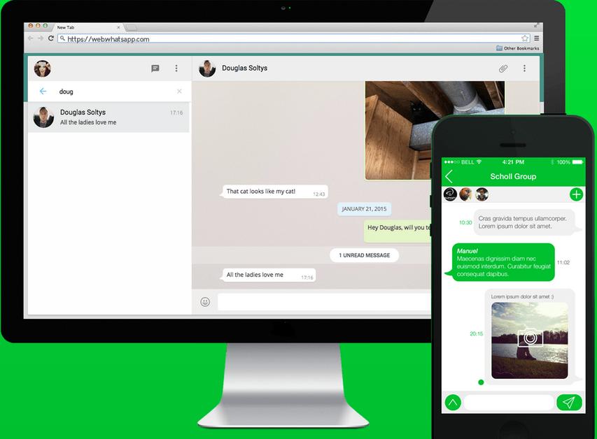 WhatsApp Web ya disponible para iOS