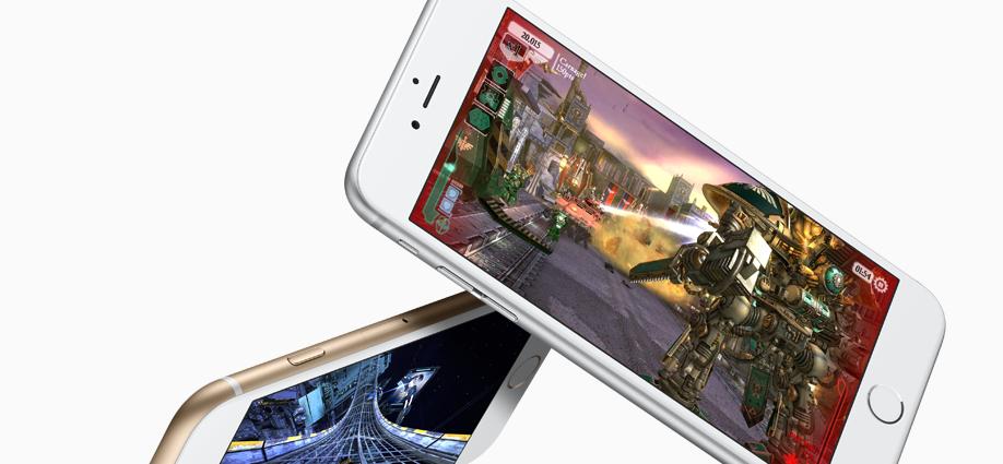 lanzamiento del iPhone 6S