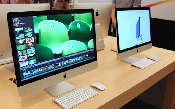 Apple puede lanzar nuevos iMac con una mejor saturación de color