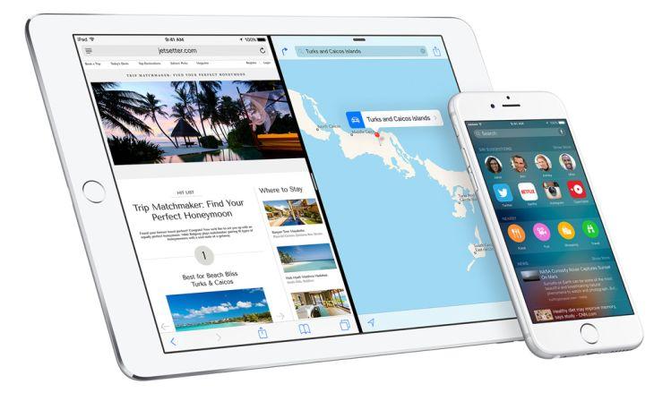 Disponible  iOS 9.1